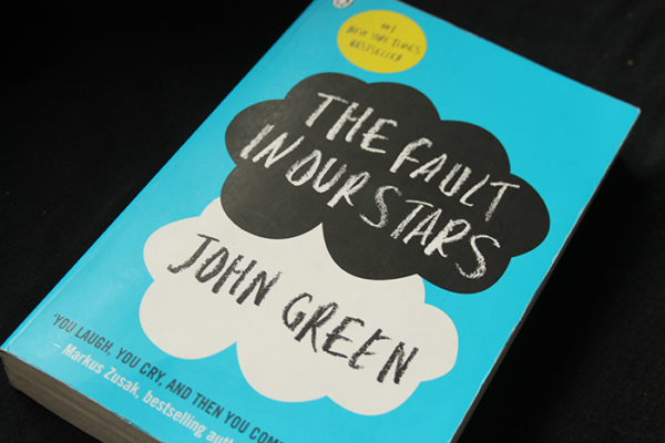 the fault in our stars boek