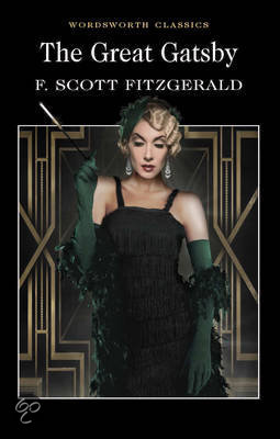The great Gatsby boek