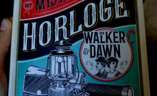 Het mysterieuze horloge van Walker & Dawn - Davide Morosinotto