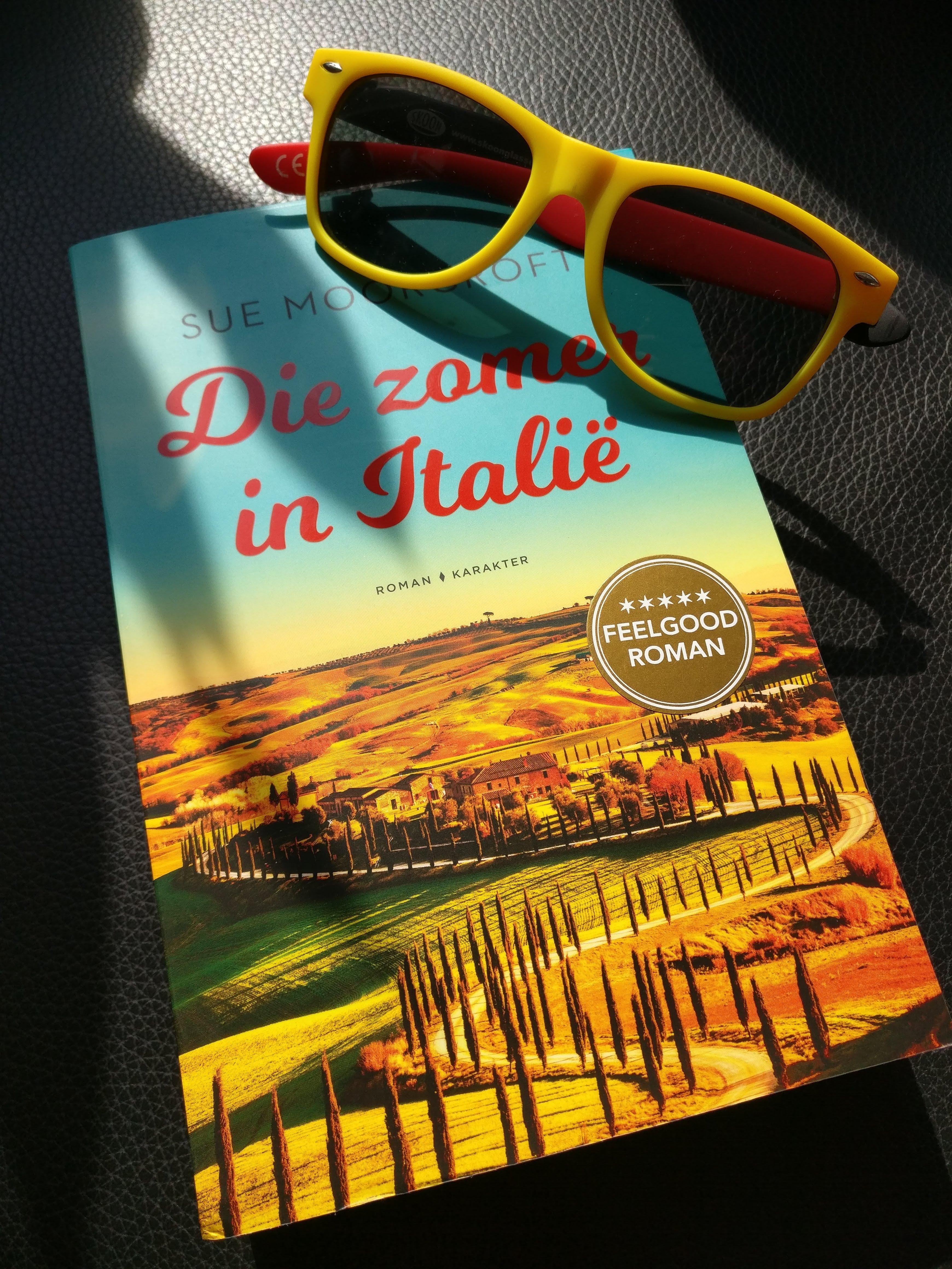 Die zomer in Italië - Sue Moorcroft