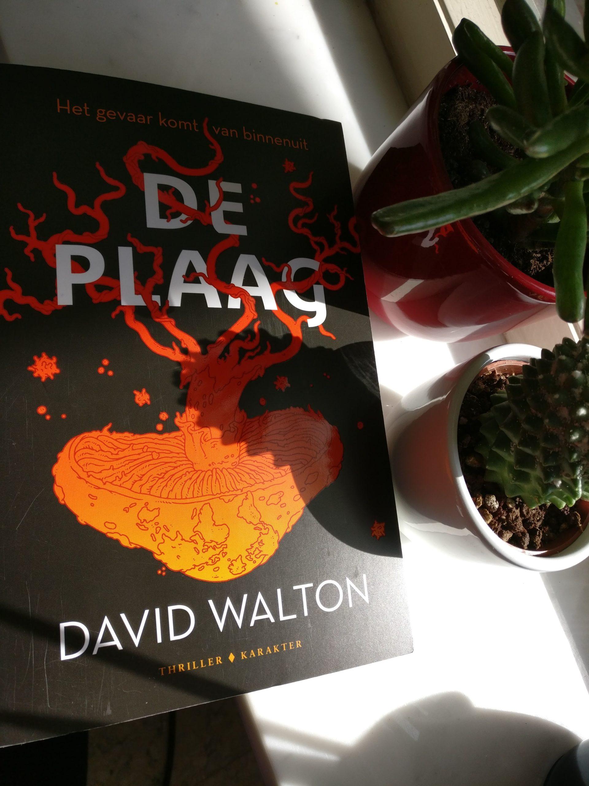 De plaag - David Walton