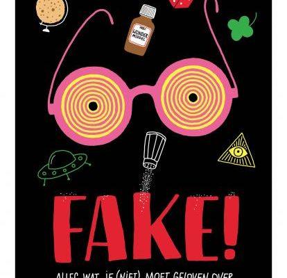 FAKE! - Annemarie Bon