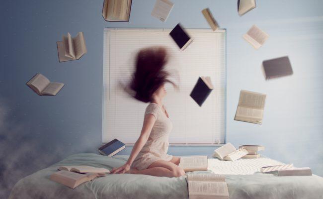het gevoel wanneer je een boek uitleest