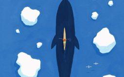 Een walvis zo groot... - Daniel Frost