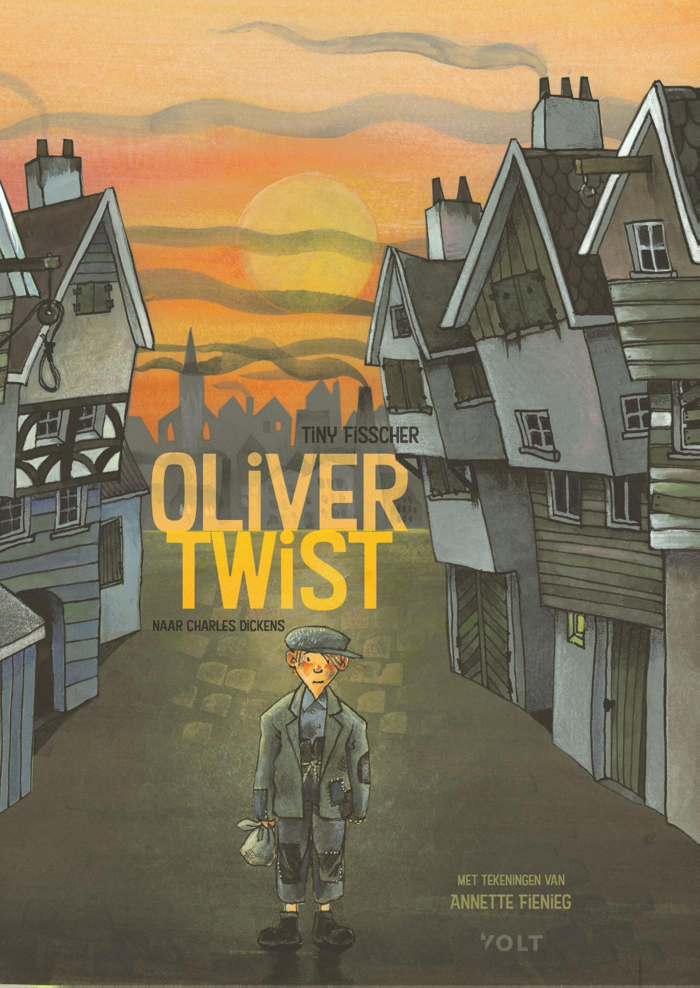 Oliver Twist - Tiny Fisscher