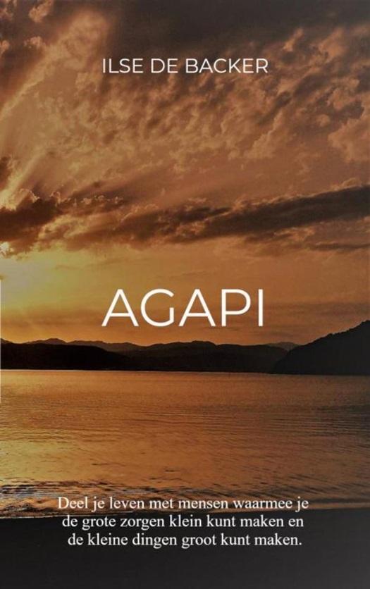 Agapi - Ilse De Backer