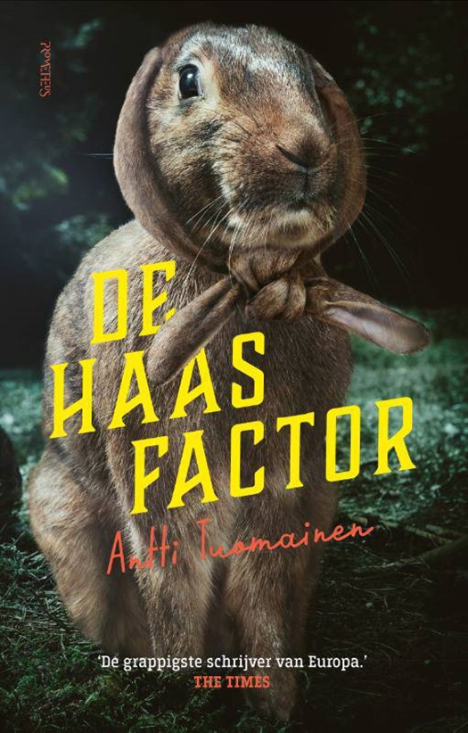 De haasfactor - Antti Tuomainen